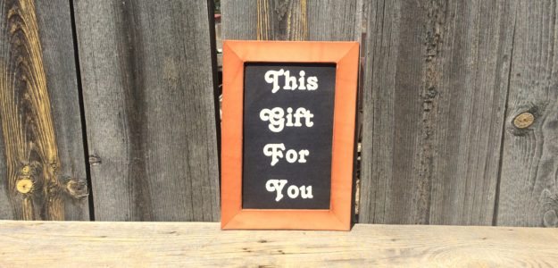 This Gift For You