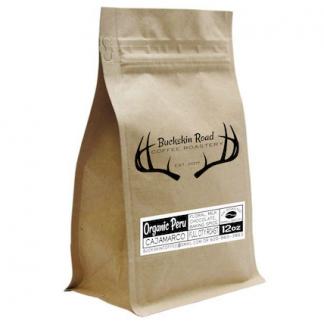 Organic Peru bag
