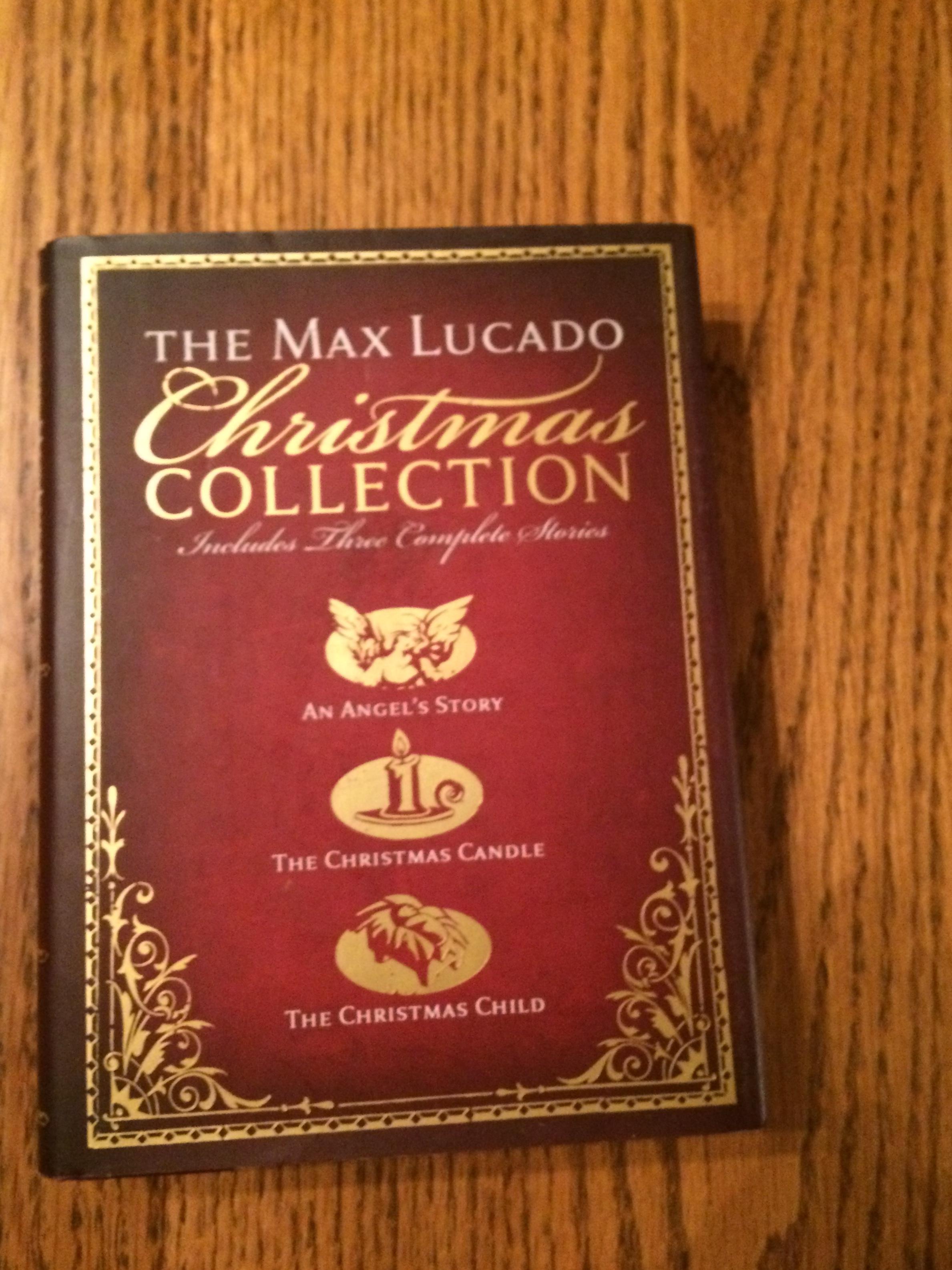 Max Lucado Christmas.The Max Lucado Christmas Collection Hardback