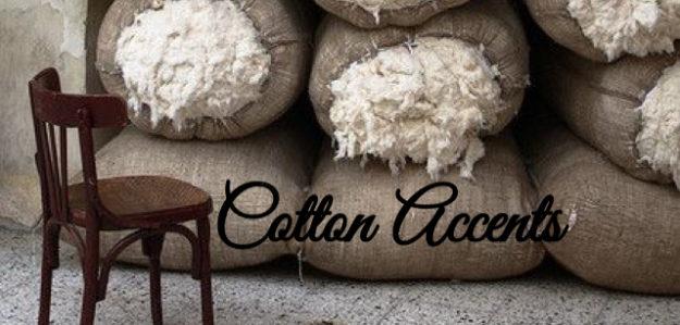 Cotton Accents